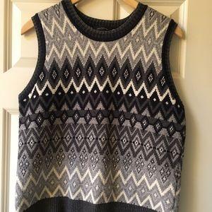Ann Taylor sweater vest